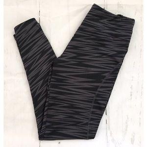 Marika Tek animal print fleece lined leggings